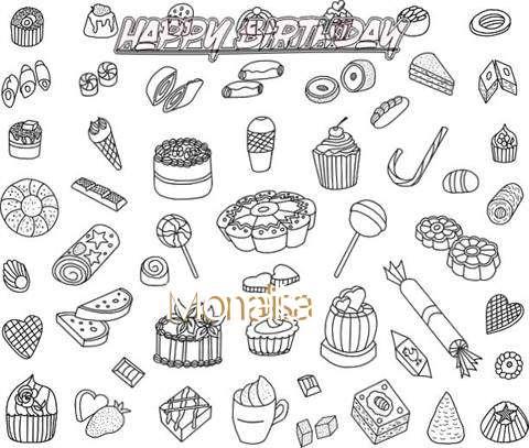 Monalisa Cakes