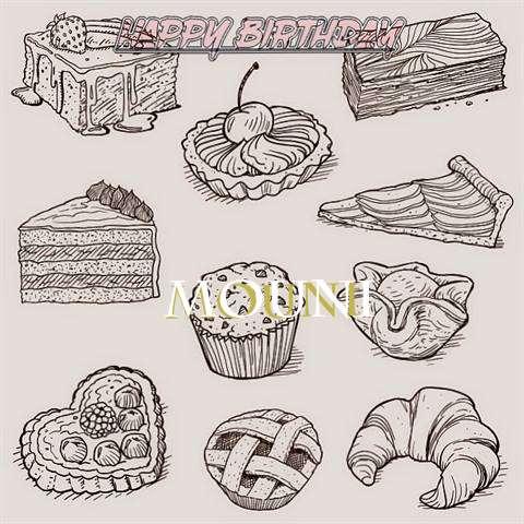 Happy Birthday to You Mouni