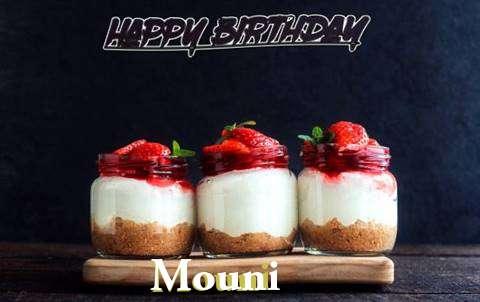 Wish Mouni