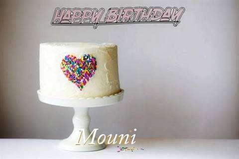Mouni Cakes