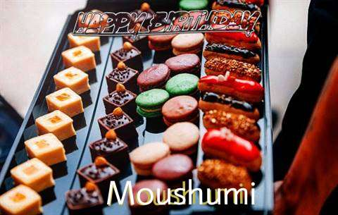 Happy Birthday Moushumi