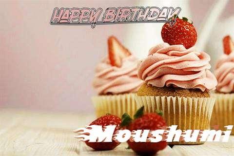 Wish Moushumi