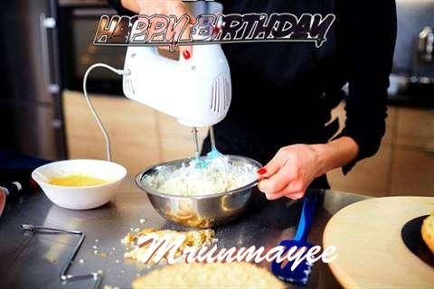 Happy Birthday Mrunmayee