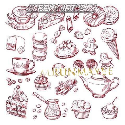 Happy Birthday Wishes for Mrunmayee