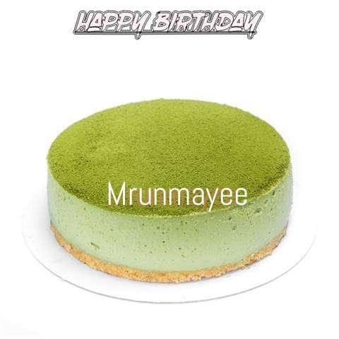 Happy Birthday Cake for Mrunmayee
