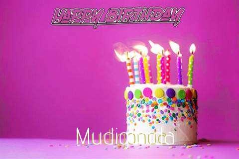 Birthday Wishes with Images of Mudigonda