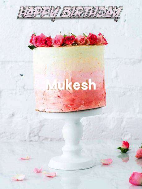 Birthday Images for Mukesh