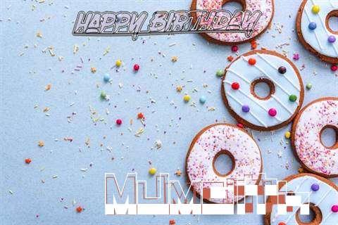 Happy Birthday Mumaith Cake Image