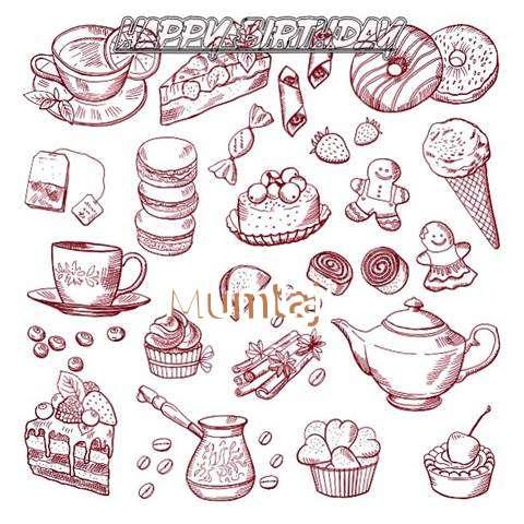 Happy Birthday Wishes for Mumtaj