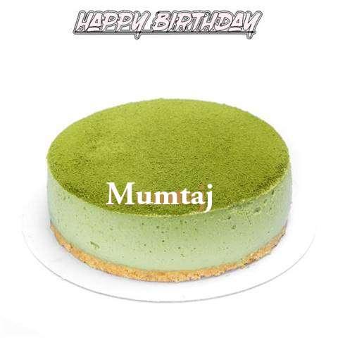 Happy Birthday Cake for Mumtaj