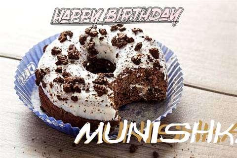 Happy Birthday Munishkanth