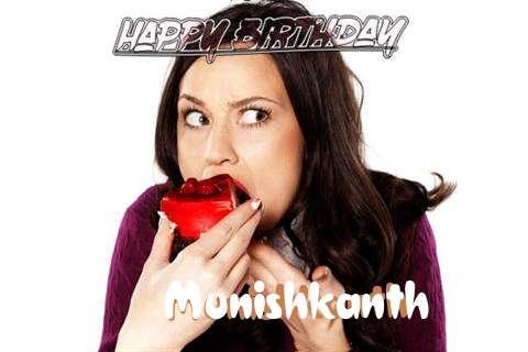 Happy Birthday Wishes for Munishkanth