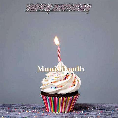 Happy Birthday to You Munishkanth