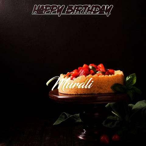 Murali Birthday Celebration