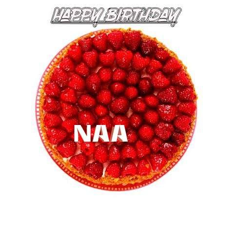 Happy Birthday to You Naa