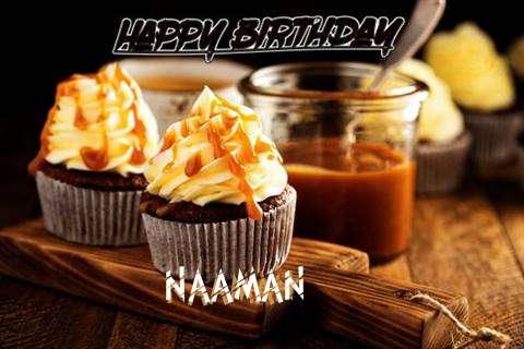 Naaman Birthday Celebration