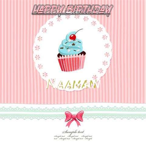Happy Birthday to You Naaman