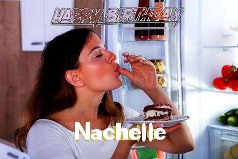 Happy Birthday to You Nachelle