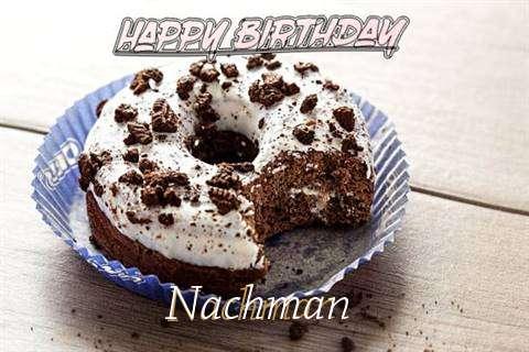 Happy Birthday Nachman