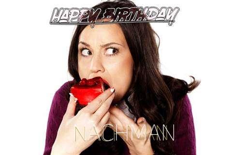 Happy Birthday Wishes for Nachman