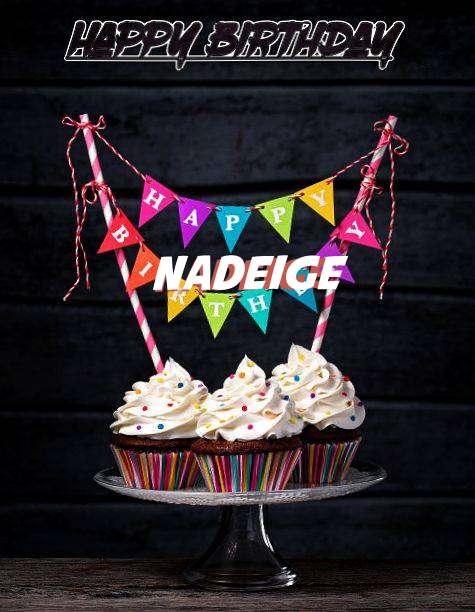 Happy Birthday Nadeige