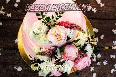 Nadem Birthday Celebration