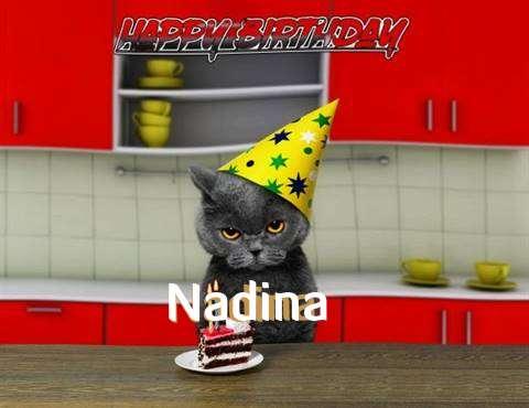 Happy Birthday Nadina