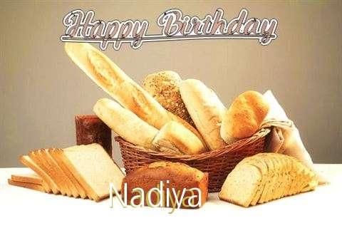 Birthday Wishes with Images of Nadiya