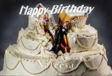 Happy Birthday to You Nafeesa
