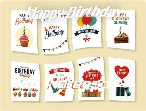 Happy Birthday Cake for Nafeesa