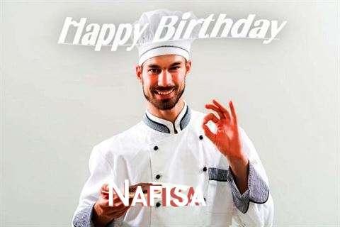 Happy Birthday Nafisa