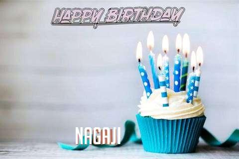 Happy Birthday Nagaji Cake Image