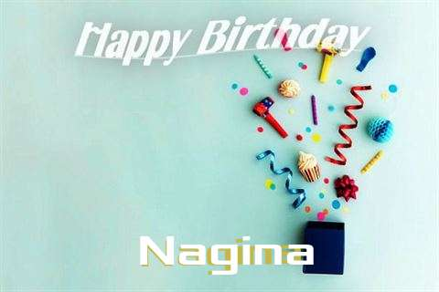 Happy Birthday Wishes for Nagina