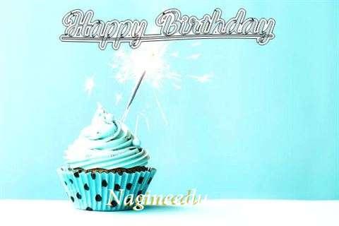 Happy Birthday Cake for Nagineedu