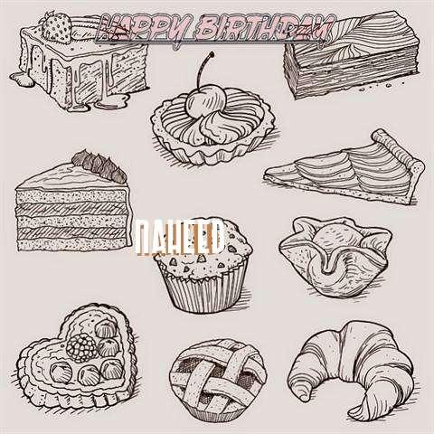 Happy Birthday to You Naheed