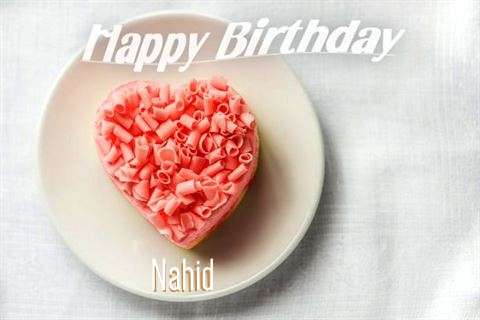 Nahid Cakes