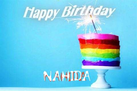 Happy Birthday Wishes for Nahida