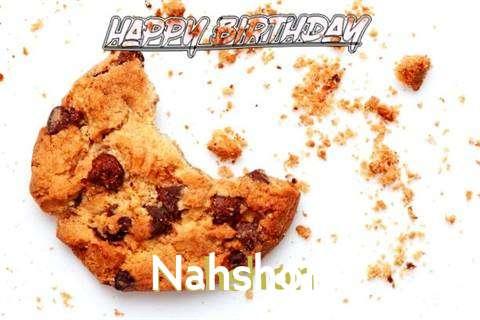 Nahshon Cakes