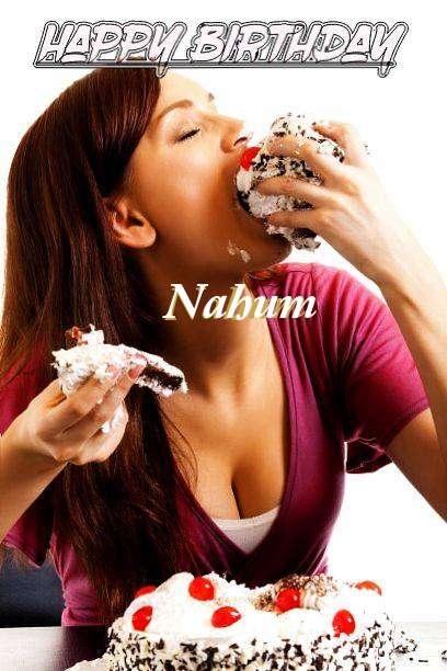 Birthday Images for Nahum