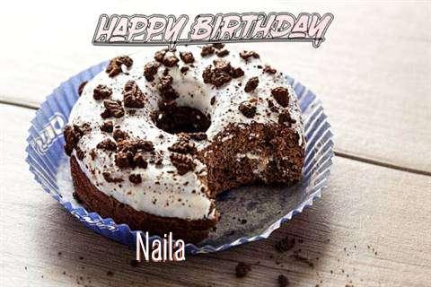 Happy Birthday Naila