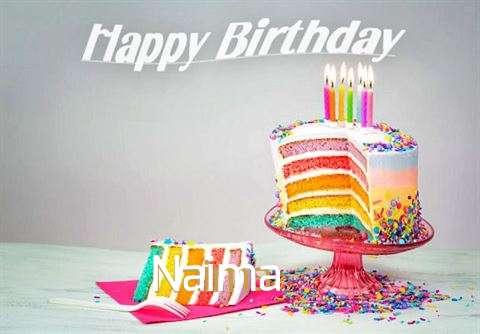Naima Cakes