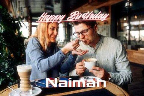 Happy Birthday Wishes for Naimah