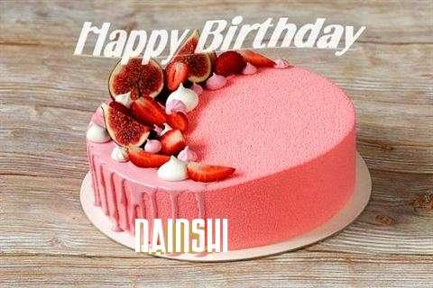 Happy Birthday Nainshi