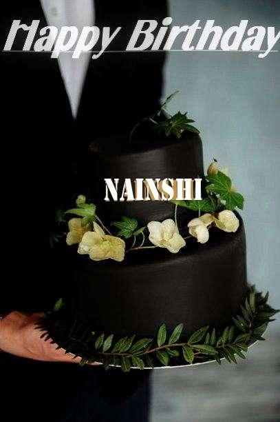 Nainshi Birthday Celebration