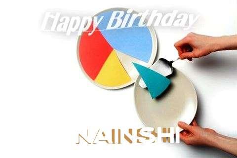 Nainshi Cakes