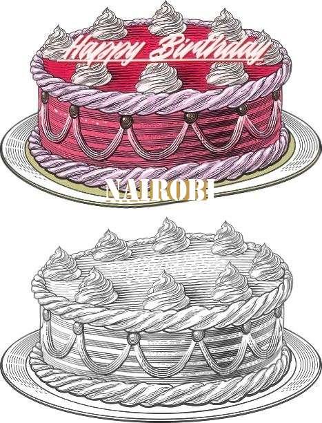 Happy Birthday Wishes for Nairobi