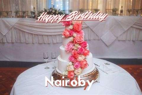 Happy Birthday to You Nairoby