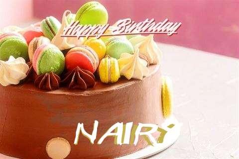 Happy Birthday Nairy