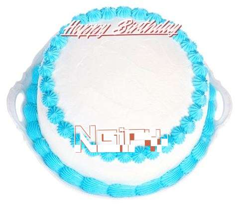 Happy Birthday Cake for Nairy