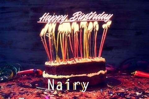 Nairy Cakes